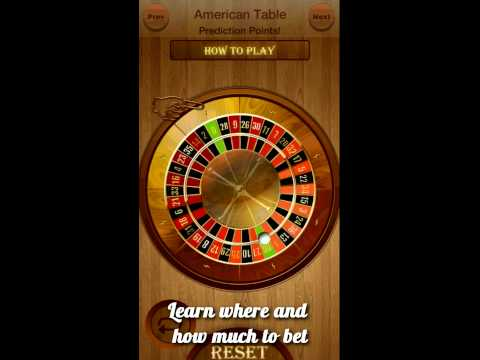 Roulette GeGa Mobile App Preview