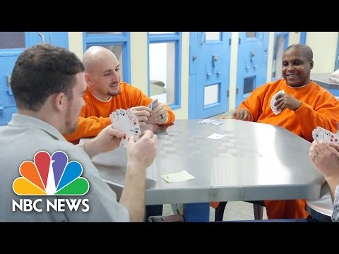 Incarcerated Veterans Finding Healing Through Shared Space, Mutual Support, Counseling | NBC News