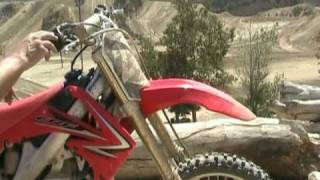 9. 2010 Honda CRF250R Bike Intro