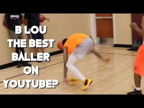 B.LOU VS FLIGHT 1V1