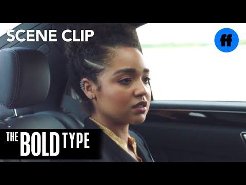 "The Bold Type | Season 2, Episode 9: Carpool Karaoke with ""New Rules"" by Dua Lipa | Freeform"
