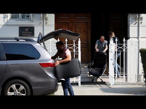 Εκκενώθηκε το ρωσικό προξενείο στο Σαν Φρανσίσκο