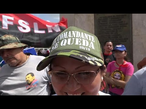 Jahrestag der Revolution in Nicaragua: Ortega lässt s ...