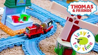 Thomas and Friends Mystery Grab Blind Bag with Take N Play and Trackmaster! Fun Toy Trains for Kids