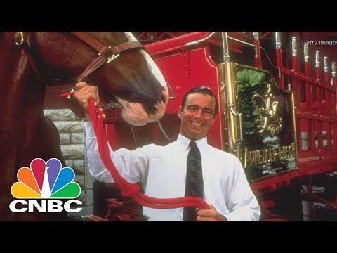 Former Anheuser-Busch CEO Appeared 'Too Intoxicated To Take Off' In Helicopter | CNBC