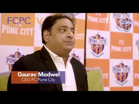 FC Pune City - CEO Media Interaction