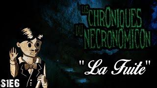 S1E6 - Les Chroniques du Necronomicon -