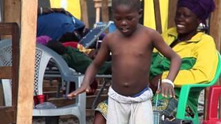 The Boy Who Tricked Ebola