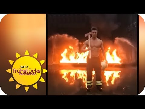 Australian Firefighters: Deutscher Feuerwehrmann mach ...