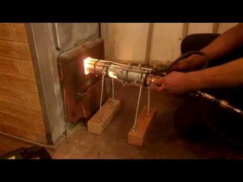 Переделка газовых котлов своими руками