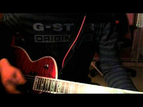 Joe Satriani Cataclysmic Cover Guitar