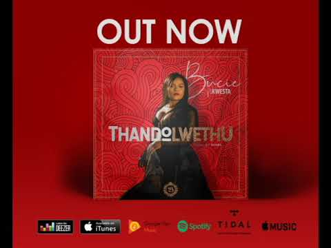 Bucie Ft Kwesta - ThandoLwethu ( Official Audio )