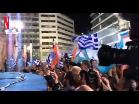 Ο Ευ. Μεϊμαράκης στην κεντρική προεκλογική συγκέντρωση της Ν.Δ.