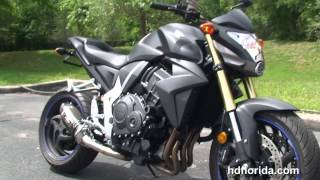 4. Used 2012 Honda CB1000R Motorcycles for sale - Hudson,FL