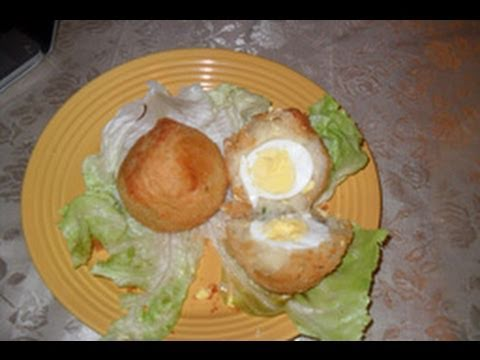 Caribbean Recipe: How to Make a Guyanese Egg Ball