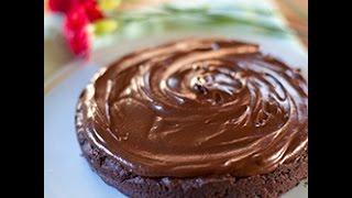 Videoricetta: torta al cioccolato senza farina