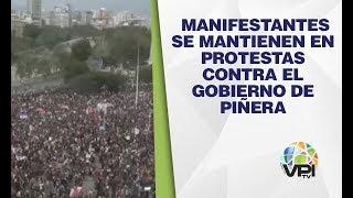 REBELION POPULAR CONTRA EL NEOLIBERALISMO Y LA DICTADURA