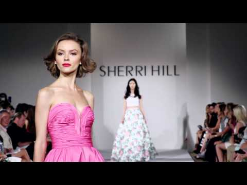 Sherri Hill Spring 2016 Prom Collection at NYFW - Preview