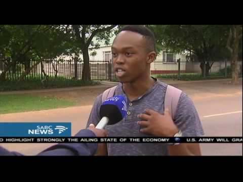 Students call on Zuma to deliver a clear plan for Higher Education