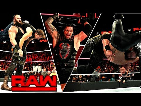 Download WWE RAW 4 December 2017 Full Show Highlights HD Mp4 3GP Video and MP3