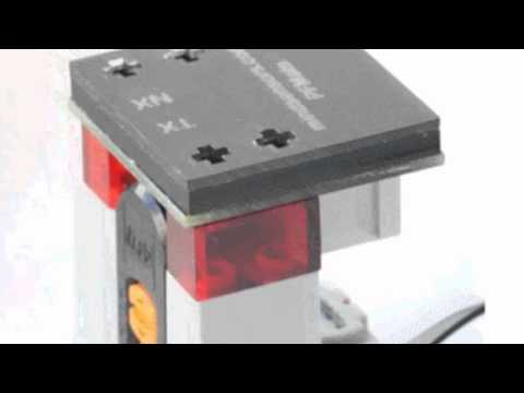 Video Product video released on YouTube for the Pf Motor Controller For Nxt