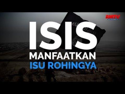 ISIS Manfaatkan Isu Rohingya