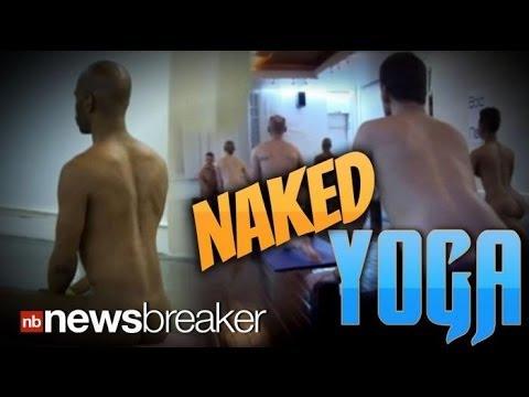 這一家瑜伽館規定要大家裸體「就算勃起也被允許」,但是完全沒有色色內容的上課過程卻治癒了許多人!