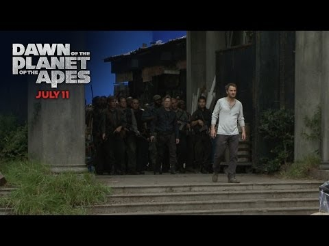 Dawn of the Planet of the Apes Featurette 'Survivor's Story'