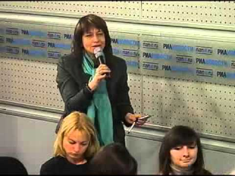 Женщины в российской благотворительности. Наталья Толстая