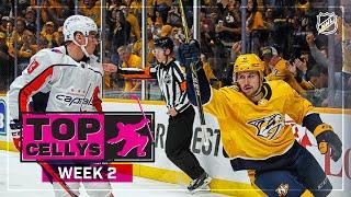 Cellys of the Week | Week 2 | Kakko, Boychuk, Forsberg | NHL by NHL