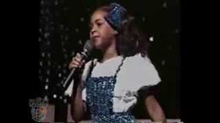 "Beyoncé at 7 Years Old Performing ""Home"""