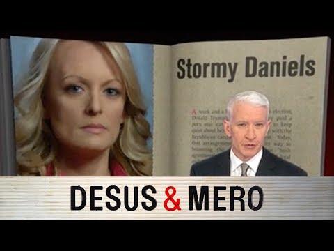 Stormy Daniels Talks Trump on 60 Minutes