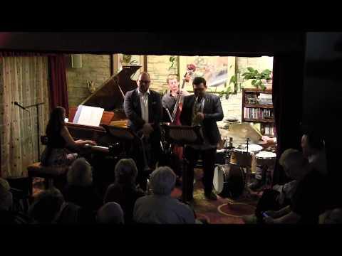 Anne Sajdera, piano    Miroslav Hloucal, trumpet   Jan Feco, alto sax