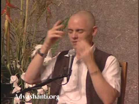 "Adyashanti Video: ""The Cause of Suffering"""