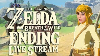 The Legend of Zelda: Breath of the Wild |  ENDING | LIVE STREAM