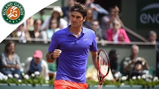 Shots of the day - Day 6 French Open 2015