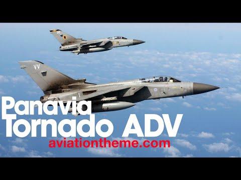 The Panavia Tornado Air Defence...
