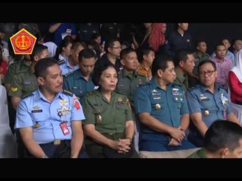 PANGLIMA TNI HADIRI HUT KE 1 TV BMW