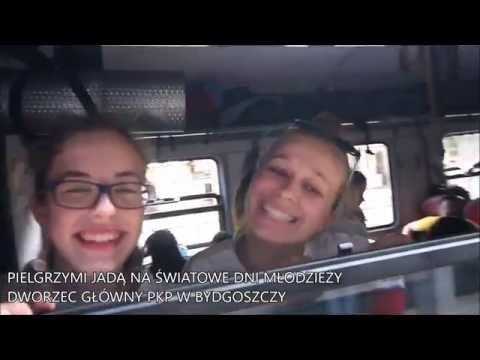 Z Bydgoszczy jadą wprost na Światowe Dni Młodzieży