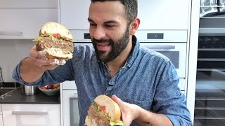 VIDEO - La hamburguesa definitiva