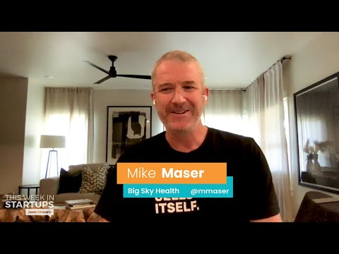 E1088: Building Zero Fasting, mastering consumer pricing & more with Big Sky Health CEO Mike Maser