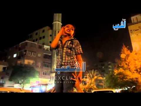 شاهد | طفل شجاع يقود مسيرة مناهضة للانقلاب بالوراق و يهتف لغزة
