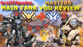 Video AceOFSpades -- MASTERS MAIN TANK VOD REVIEW [ NOW HE A TOP 500 GAMER ] MP3, 3GP, MP4, WEBM, AVI, FLV Desember 2018