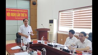 Hội nghị BCH Đảng bộ thành phố
