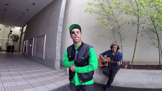 DIZZY DROS - YASSINE JARRAM - ACOUSTIC FREESTYLE