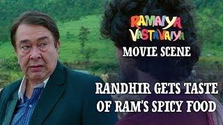 Nonton Randhir Gets Taste Of Ram S Spicy Food   Ramaiya Vastavaiya Scene   Randhir   Girish Film Subtitle Indonesia Streaming Movie Download