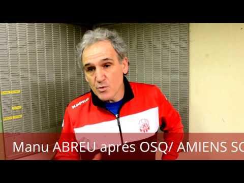 interview aprés OSQ/AMIENS SC 2