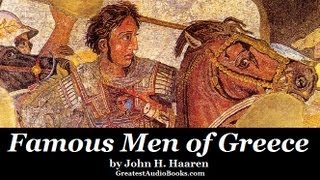 FAMOUS MEN OF GREECE by John H. Haaren&A. B. Poland  - FULL AudioBook | Greatest Audio Books