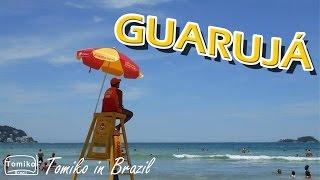 Guaruja Brazil  city photos : Praia da Enseada no Guarujá - Litoral São Paulo