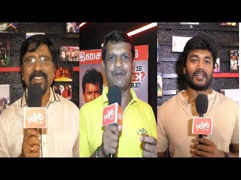 Pettikadai Movie Team Interview | Samuthirakani | Esakki Karvannan | Mariya Manohar | YOYO TV Tamil